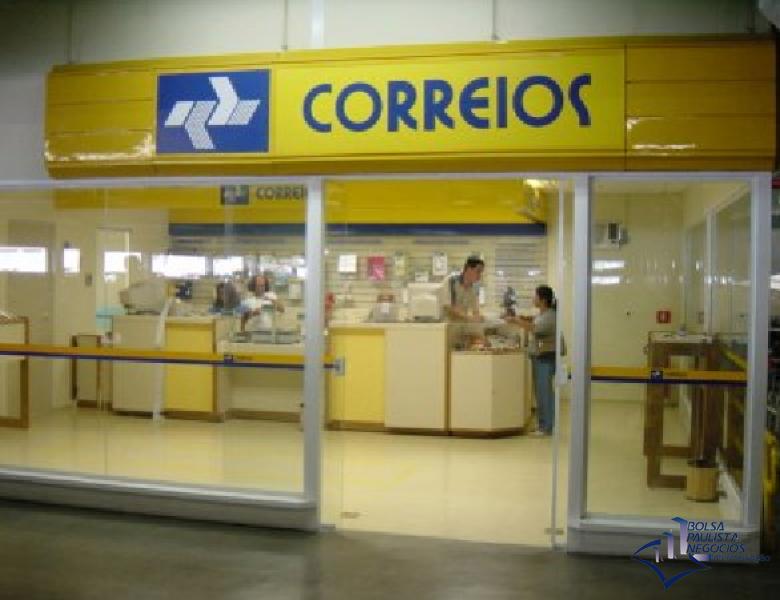 AGF - CORREIIO FRANQUEADO