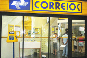 AGF CORREIOS - M G